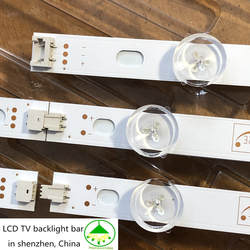 "8 шт светодиодный подсветка полосы 9 лампы для LG 39 ""ТВ LG 39LN5100 INN0TEK POLA2.0 39 39LN5300 39LA620S POLA 2,0 39LN5400 HC390DUN-VCFP1"