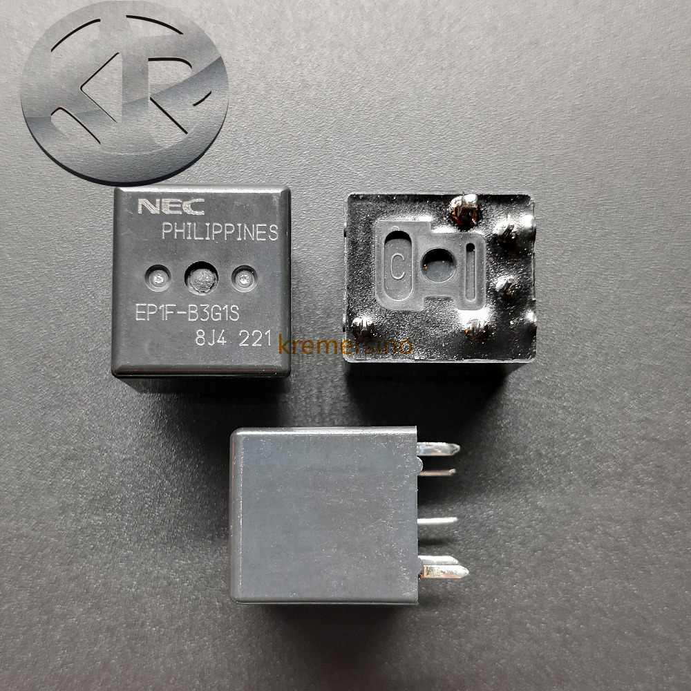 Detail Feedback Questions about 5Pins NEC Relay EP1F B3G1S for