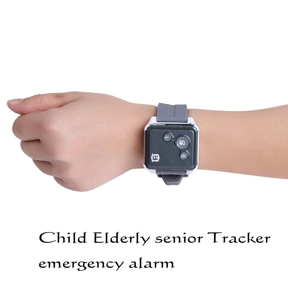 V16 GPRS GPS SOS Child Elderly senior Tracker emergency alarm SOS panic button