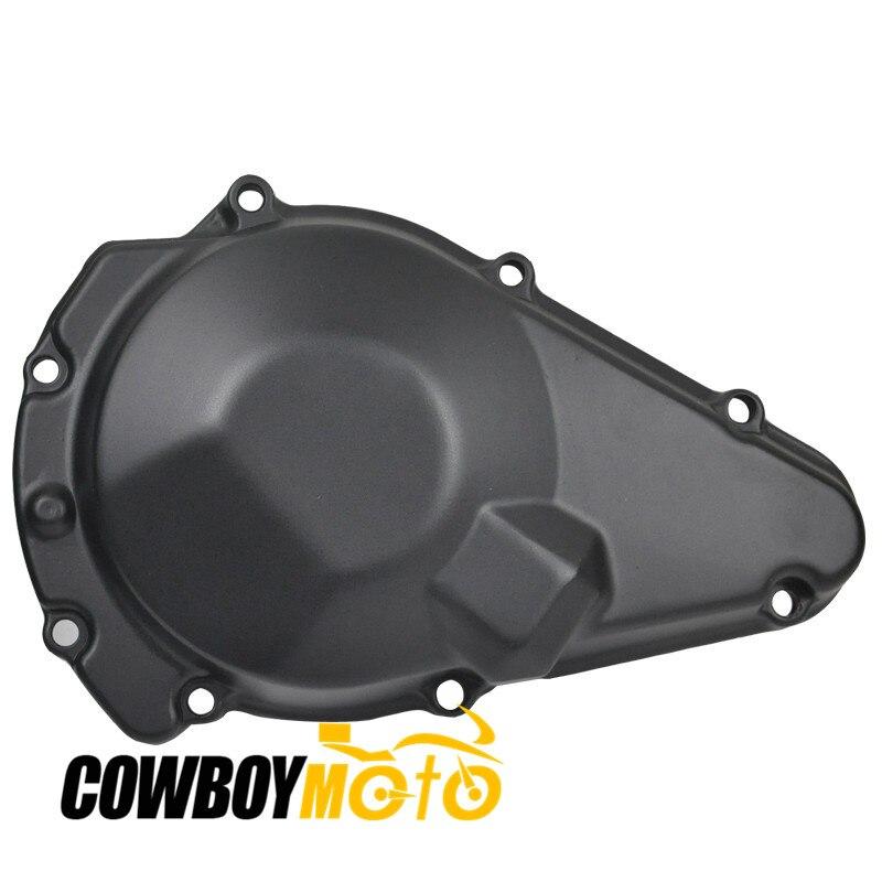 Мотоцикл части двигателя статора крышки картера для Suzuki GSX400 GK75A GK76A GSF400 Бандье GK78A RF400 системы GSX ГСФ РФ 400 черный