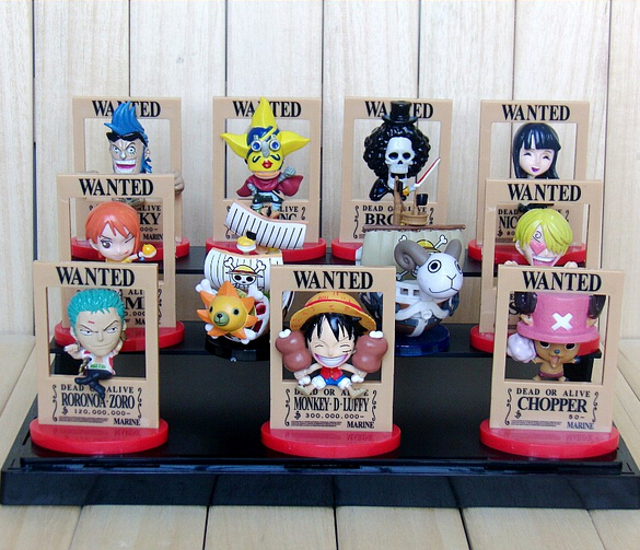 9pcs/set Japan anime figure pvc model toys one piece Luffy Nami Usopp Sanji Zoro action figure arrest warrant 7cm free shipping anime one piece 6pcs set gear fourth luffy zoro franky sanji doflamingo pvc action figure collectible model toy 7cm 8 5cm kt2384