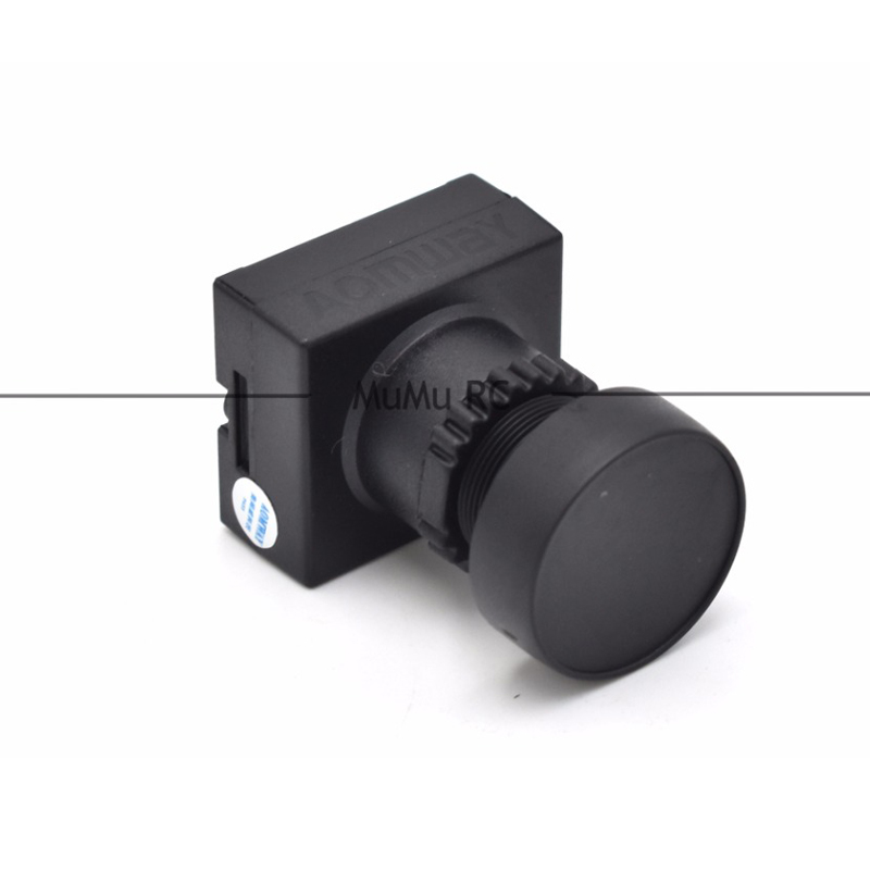 ФОТО Aomway 700 TVL WDR HD CMOS FPV Camera Multicopter FPV 2.1mm Lens MOL/JST Connect For RC FPV Racing Quadcopter Drones