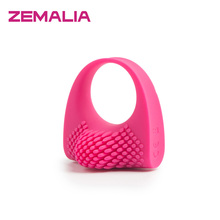 ZEMALIA Armour Silicon Vibrating Cock Ring Penis ring vibrator Cockring Sex toys for men Adult Toy products penis