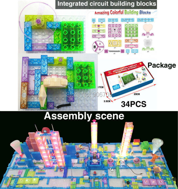 115 projects snap circuits smart electronic kit integrated circuit ...