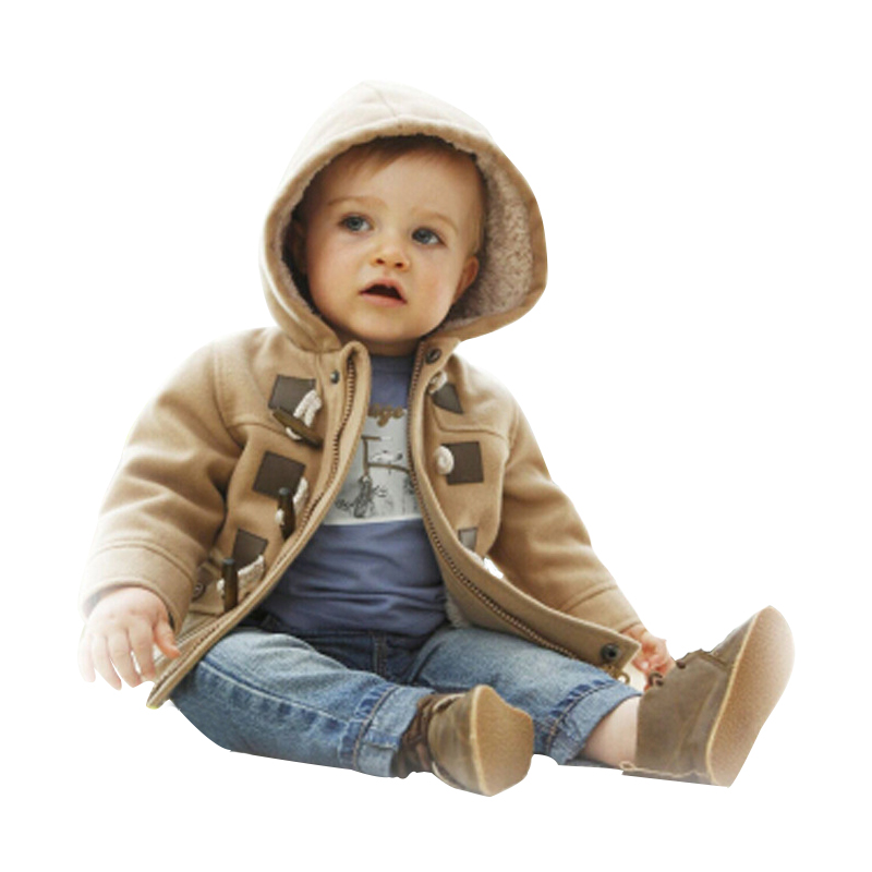 Fine Childrens Kid Baby Outerwear Jacket Dinosaur Style Hooded Headwear Coat Clothes