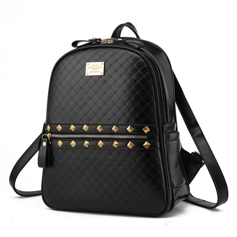 Aolen Backpack For Teens Girls famous brands School Backpacks Rucksack Bag Canvas Mini Children Bags Korean Designer Bagpack
