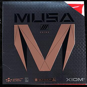 ФОТО Original XIOM  MUSA 3  M  79-049 Professional  Table Tennis Rubber  Ping Pong  Rubber   Made in Germany Free Shipping