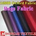 1680D двунитевых ployester ткань оксфорд с uly покрытия для мешков и багажа ткани