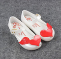 Wings Of Love Mini Melissa Girls Sandals Melissa Jelly Shoes Toddler Girl Sandals  Children Sandals High Quality