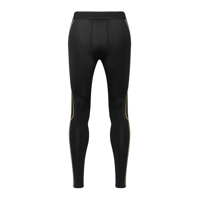 Männer Athletisch Compression Basis Schicht Hosen Dünne Legging Strumpfhosen Lauf Gym Tragen Neueste Sportbekleidung Laufstrumpfhosen