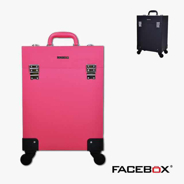 Travel Trolley Cosmetic Box Fashion Waterproof Multifunction Makeup Storage Bag High Quality Toiletry Case For Men