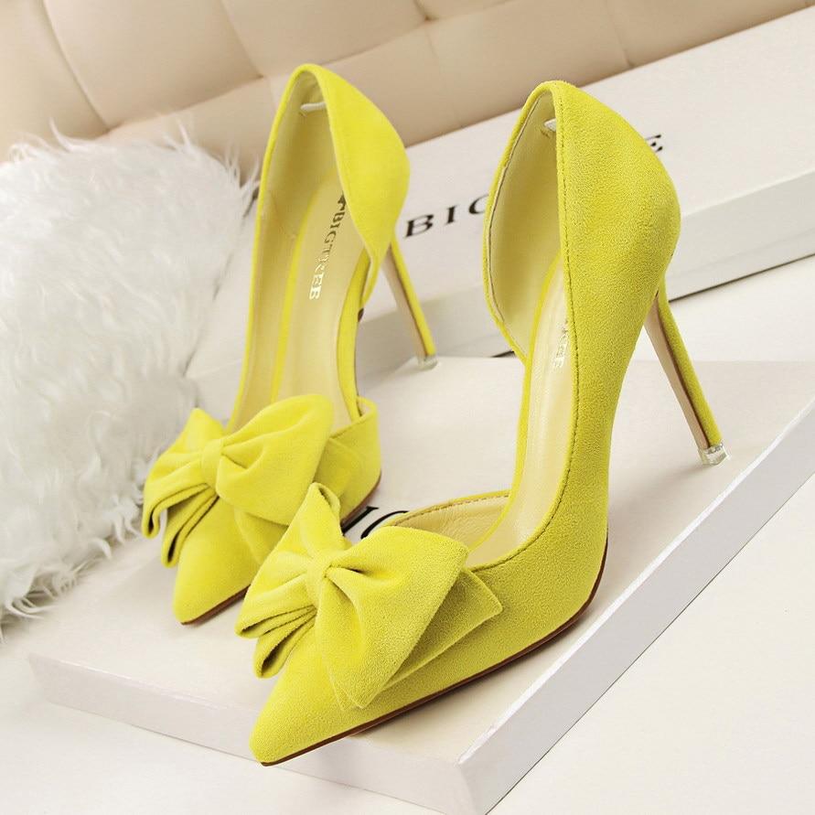 Online Shop Ifang Women Wedding Shoes 2017 Bridal High Heels Sweet Party Heel Woman Pumps Casual Womens