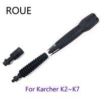 ROUE Car Washer Adjustable Jet Lance with 4 Jet Nozzles for Karcher K2 K3 K4 K5 K6 K7 High Pressure Washers