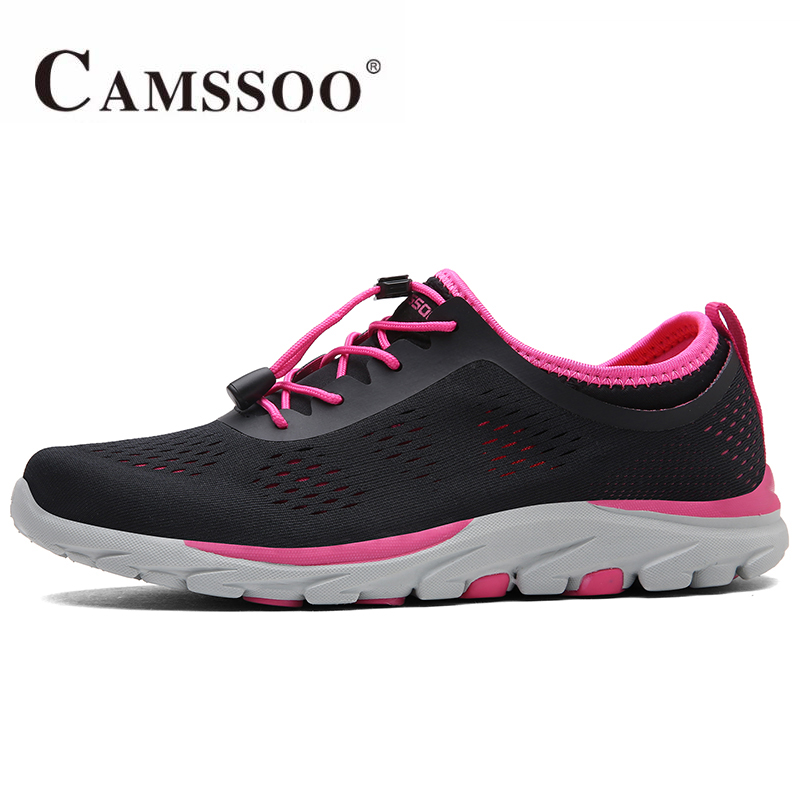 CAMSSOO Womens Sports Summer Running Shoes Sneakers For Women Outdoor Sport Running Jogging Shoes Sneaker Woman Zapatillas 2017brand sport mesh men running shoes athletic sneakers air breath increased within zapatillas deportivas trainers couple shoes