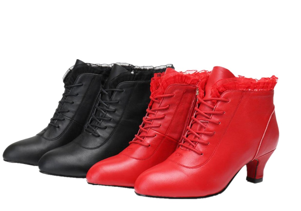 Chaussures de danse latine en cuir de qualité supérieure chaussures de danse féminine chaussures de danse latine Tango pour filles adultes chaussures de danse en dentelle chaussures A43