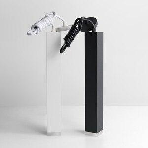 Image 3 - Led 펜 던 트 램프 디 밍이 가능한 조명 주방 섬 다이닝 룸 숍 바 카운터 장식 실린더 파이프 매달려 조명