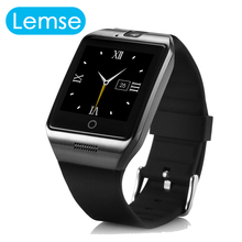Lemse Smart watch Q18s support NFC function GSM Video camera smartwatch For Android IOS smart wearable device