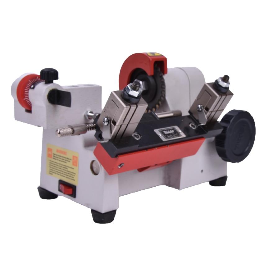 Q27 Protable Key copy Machine 3400r/min Door/Car Key cutting duplicating Machine With Full Set Cutter Making keys Locksmith tool