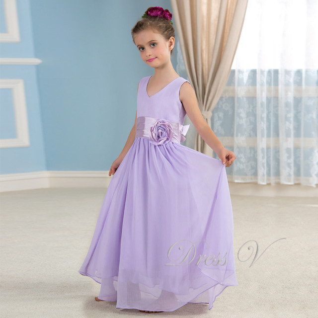 Pageant Flower Girl Dresses