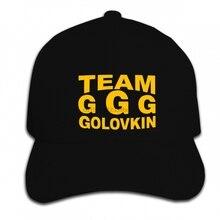 dc66e8c2157f0 Print Custom Baseball Cap Hip Hop New GGG Gennady Golovkin Team boxing  men s 2 Hat Peaked