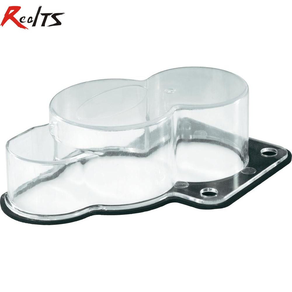 RealTS FS Racing <font><b>parts</b></font> FS 112018 gear clear plastic box for FS racing/MCD/FG/CEN/REELY 1/5 <font><b>scale</b></font> <font><b>RC</b></font> car image