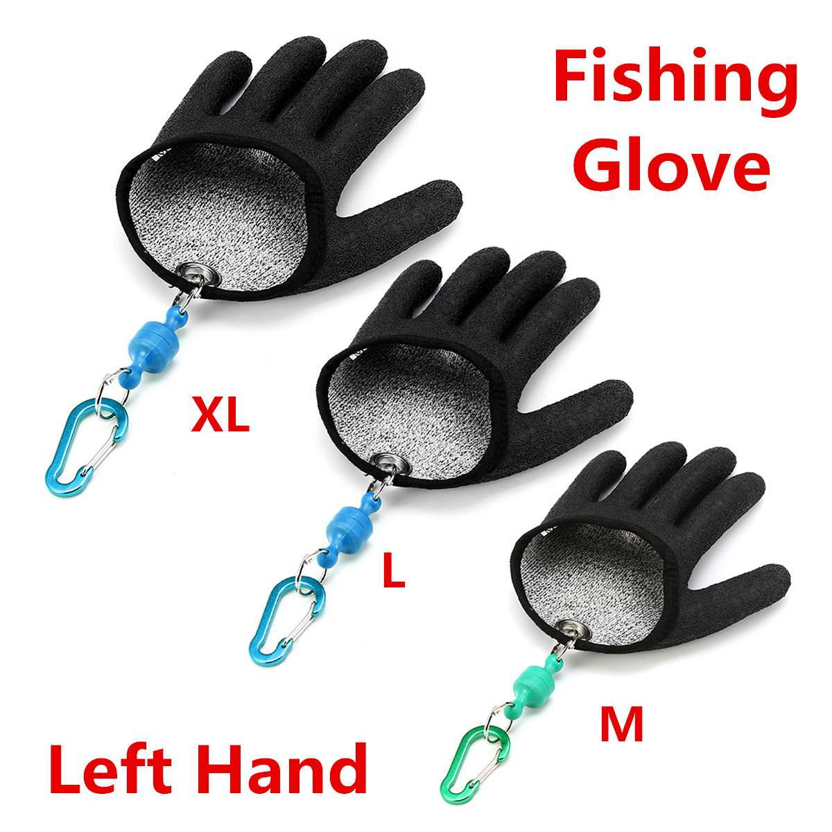 Top The world's Cheapest Products fishing catching gloves in