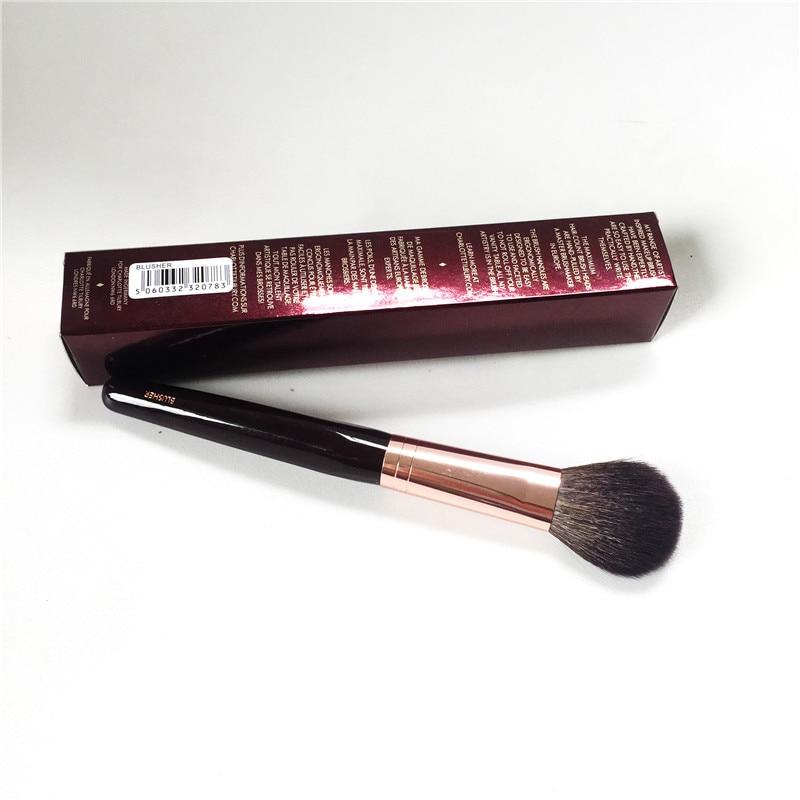 CT-Serie Rouge Pinsel-Eichhörnchen Haar & Ziegenhaar Mix Wange Highlighter Pulver Pinsel-Make-Up Mixer Werkzeug applikationshilfe