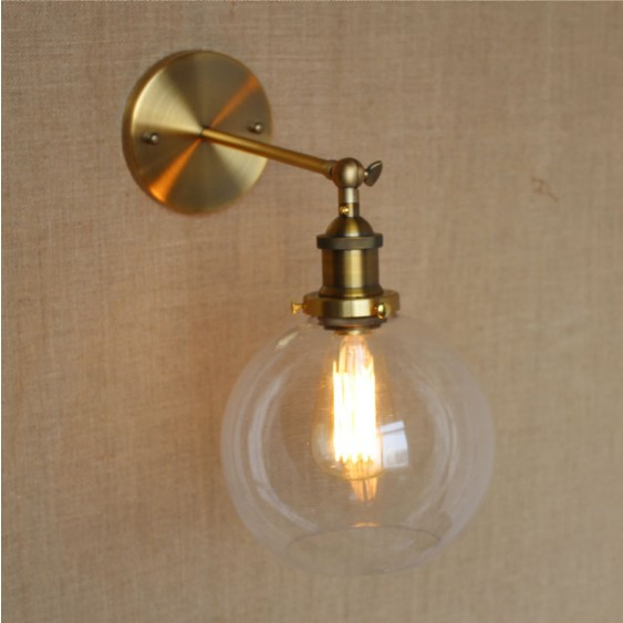 60W Brass Industrial Lamp Vintage Wall Light In America Loft Style Arandelas Lamparas De Pared Edison Wall Sconce60W Brass Industrial Lamp Vintage Wall Light In America Loft Style Arandelas Lamparas De Pared Edison Wall Sconce