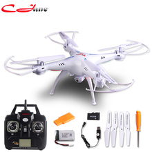 100% authentic new Syma X5SC RC Drone 2.4 G 6 Axis GYRO RC Quadcopter RTF RC com HD 2MP camera Syma X5C atualizado
