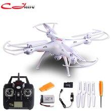 Envío libre 100% auténtico nuevo Syma X5SC RC Drone 2.4G 6 Axis GYRO RC Quadcopter RTF RC com HD 2MP cámara Syma X5C atualizado