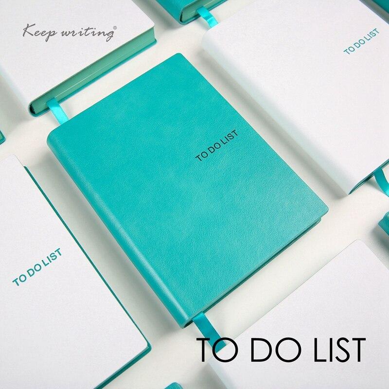 Zu tun liste notebooks A6 zeit planer zeitplan agenda Nette journal Stationery Shop Schule bürobedarf Dinge Zu Erledigen TODO