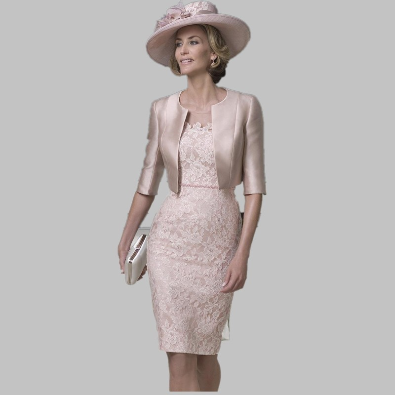 INM 367 Nueva Moda Vaina Madre De La Novia Vestido de 2017