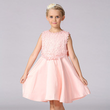 children clothing girls dress summer party frocks for kids evening dresses for 10 12 years girl teenage girls clothes fashion недорого