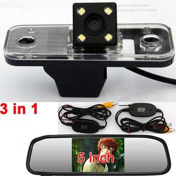 สำหรับ Hyundai Azera Santa Fe IX45 2001 2002 2003 2004 2005 2006 2007 2008 2009 2010 2011 2012 รถด้านหลังดูย้อนกลับกล้อง