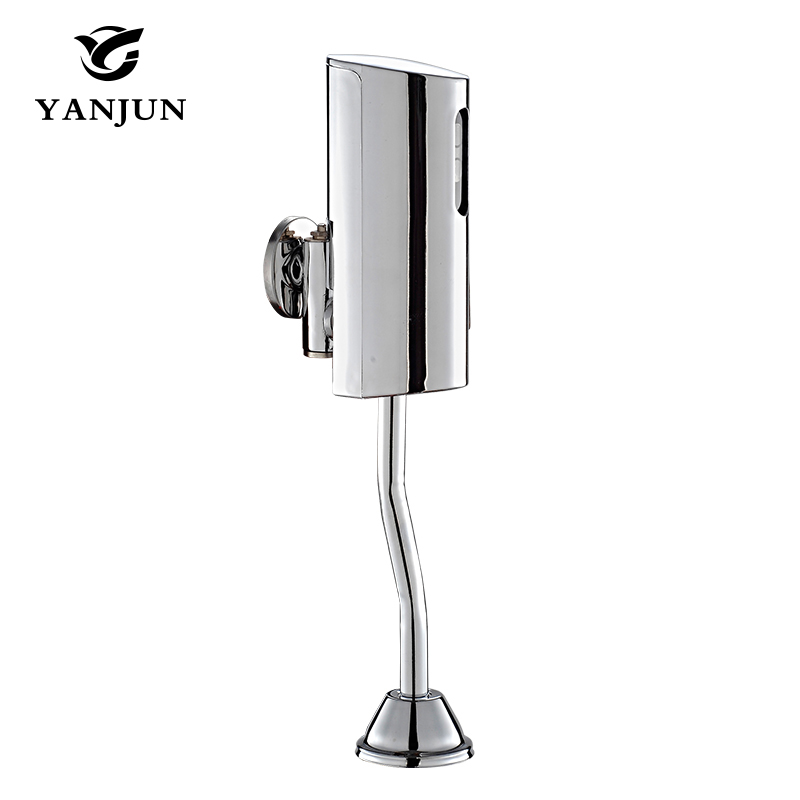 Yanjun Automatic Urinal Flush Valve-infrared Wall Mount Hand Touchless  DC YJ-6311Yanjun Automatic Urinal Flush Valve-infrared Wall Mount Hand Touchless  DC YJ-6311