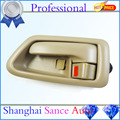 Inside Interior Door Handle Tan Front or Rear Left Driver Side FL or RL 69206-AA010 For Toyota Camry 1997 1998 1999 2000 2001
