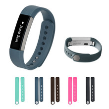 Replacement Straps for Fitbit Alta Band Smart Watch Soft Silicone Bracelet Large Small Size Optional High