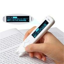 A10W плюс английский и китайский сканирования пера портативный сканер английский-китайский перевод Ручка лучший инструмент Учить китайский