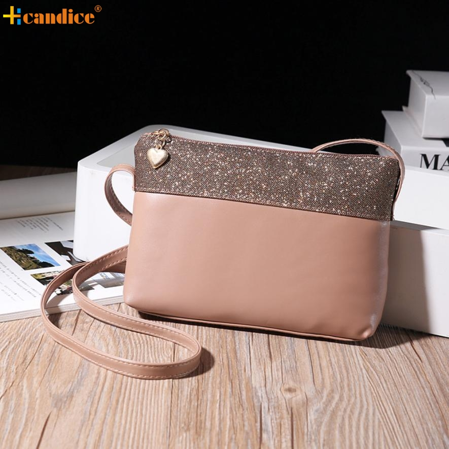 Naivety New Women Fashion PU Leather Shoulder Bag Lady Patchwork Handbag Satchel Messenger Bags 18S61213 drop shipping naivety new fashion women tassel clutch purse bag pu leather handbag evening party satchel s61222 drop shipping