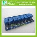 Бесплатная доставка 1 ШТ./ЛОТ 5 В 8-канальный Релейный Модуль Совет по Arduino PIC AVR MCU DSP ARM Electronic Лучшая цена