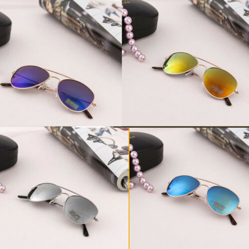 Toddler Sunglasses Kids Goggles Boys Unisex Children Glasses Protection Outdoor