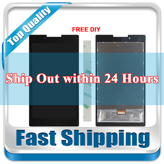 جديد لينوفو تاب 2 A7-30 A7-30HC A7-30DC استبدال lcd الجمعية شاشة لمس زجاجية 7-inch الأسود