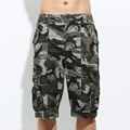 New Fashion Brandy Shorts Casual Men Shorts Camouflage Cotton Loose Army Military style Half Length Trousers MK-718