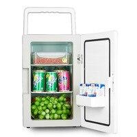 ZA25 18L Портативный Мини Автомобильный холодильник охладителя домой горячей и холодной холодильник Mute Cooler коробка 2 65 по Цельсию 3 слой катего