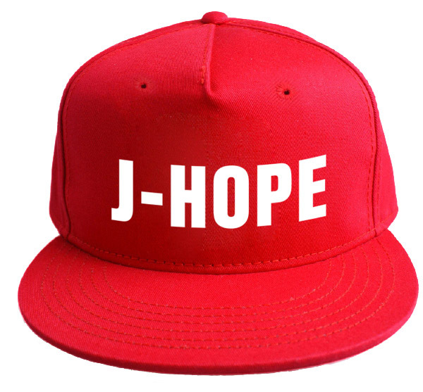 BTS Baseball Cap J-HOPE Snapback Hat Women Men Girls Boys Casual Adjustable Sport Caps