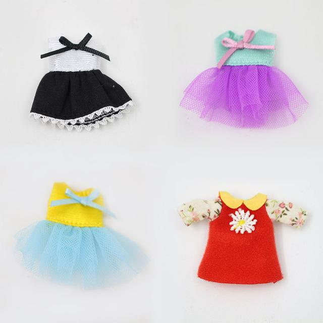 Mini Blythe Doll Clothes Petite Blythe Dress