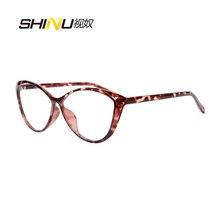 High Quality Anti Blue Ray Computer Glasses UV400 Antifatigue Women Men Eyewear