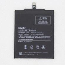 BM47 Сменный аккумулятор для Xiaomi Redmi 3 3S 3X 4X Redmi3 Pro Hongmi Redrice 3 3s BM47 мобильный телефон аккумулятор 4100 мАч с инструментами