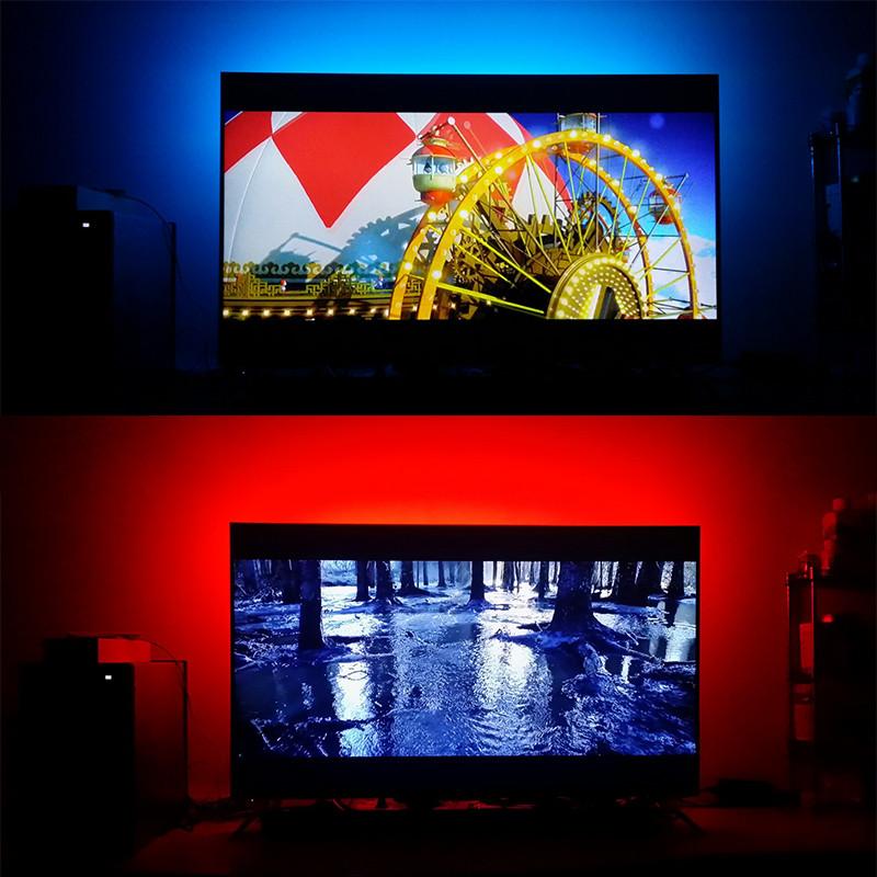 5V-USB-LED-strip-5050-RGB-flexible-light-1M-IP65-Waterproof-TV-Background-Lighting-Strip-with