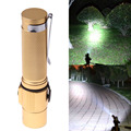 3000 Lumens Flashlight CREE XPE Q5 LED 3 Modes Aluminum Mini Skid-proof Design Protable Flashlight Torch Light